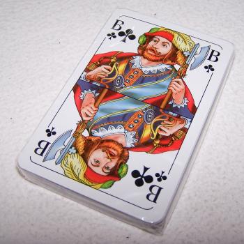 Spiel - Skat-Karten - CDU/CSU Bundestagsfraktion - Vorderseite