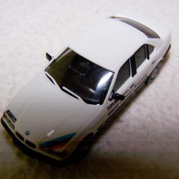 Hobby - Modellautos - BMW Fahrer-Training