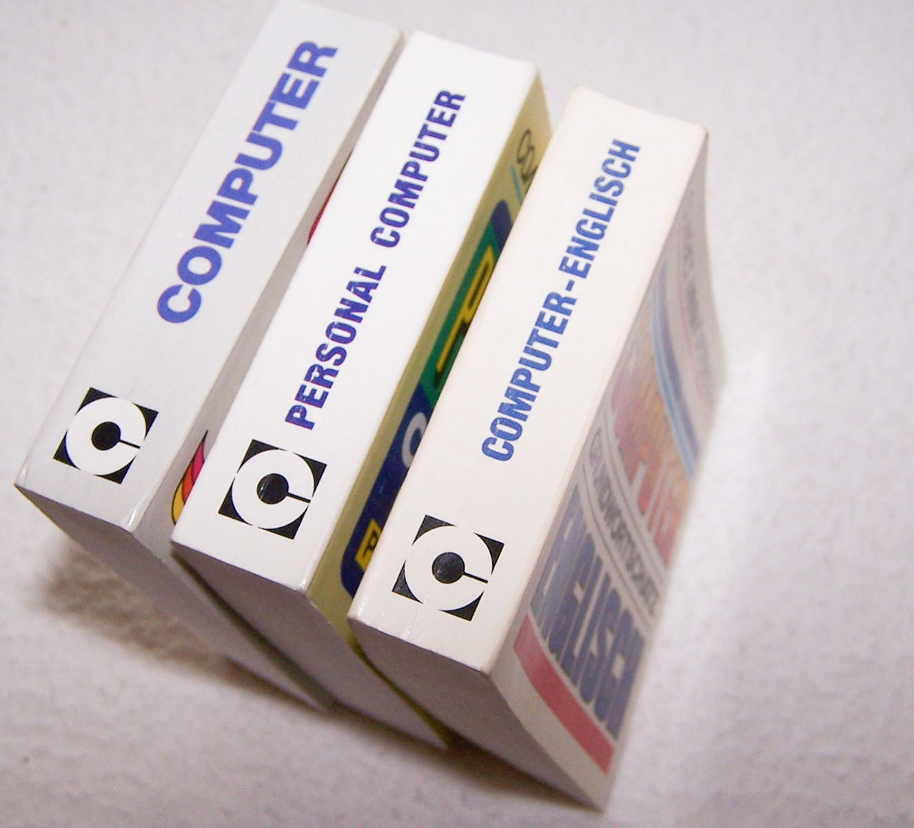 Literatur - Sachbücher - Compact Mini-Lexika - Computer