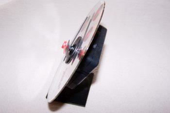 Haushalt - messen & regeln - CD-Tischuhr - Profil