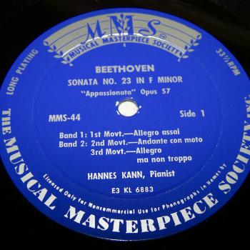 Audio-Video-Photo Tonträger - Langspielplatten - Beethoven - Seite 1
