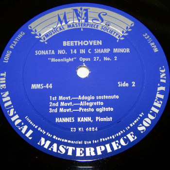 Audio-Video-Photo Tonträger - Langspielplatten - Beethoven - Seite 2