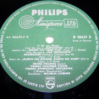 Audio-Video-Photo Tonträger - Langspielplatten - Opera Highlights - Seite 2