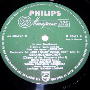 Audio-Video-Photo Tonträger - Langspielplatten - Opera Highlights - Seite 1