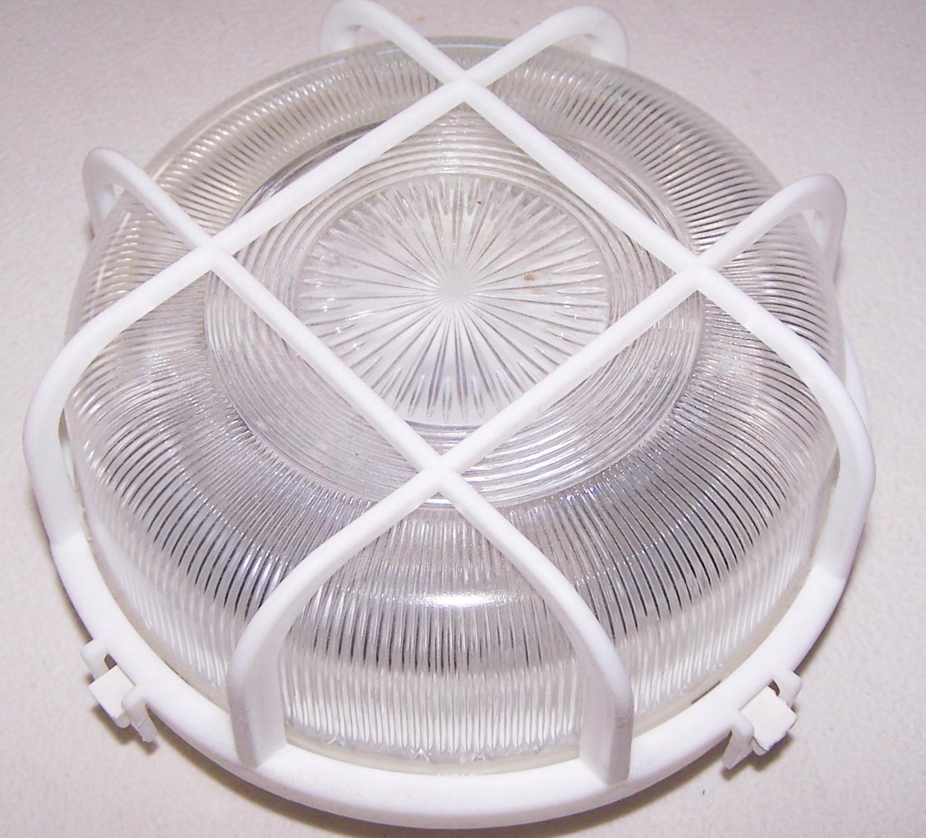 Licht - Wand-/Deckenlampe für Feuchträume