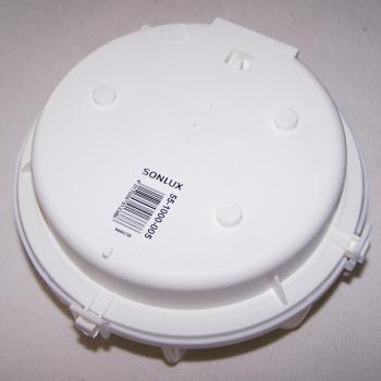 Licht - Wand-/Deckenlampe für Feuchträume - Rückseite