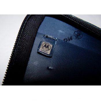 Büro - Ablage & Archiv - Ringbuch-Mappe A4 Motorola - Logo
