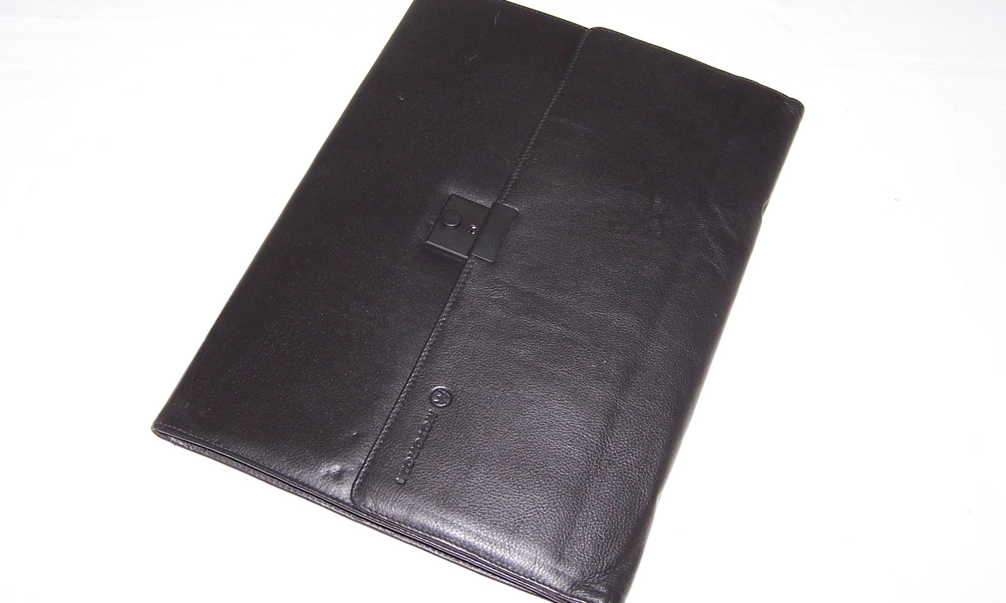Büro - Ablage & Archiv - abschließbare Schreibmappe DIN A4