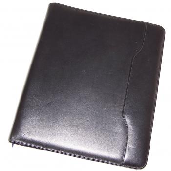 Büro - Ablage & Archiv - Ringbuch-Mappe mit Schreibblock