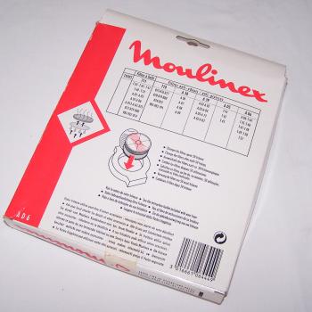 Haushalt - kochen & backen - moulinex Fett- und Geruchsfilter - Rückseite