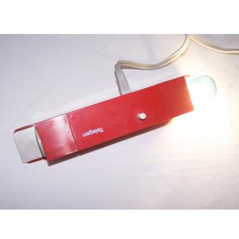 Licht - Hintergrundlicht für Fernsehgeräte - eingeschaltet