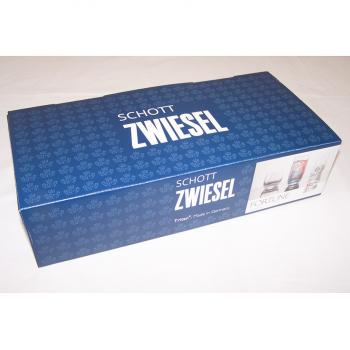 Haushalt - servieren - Gläser - 4 Cocktail-Gläser Fortune Schott Zwiesel - originalverpackt