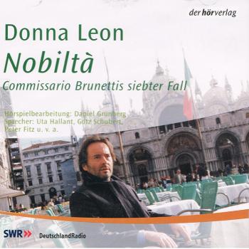 Literatur -Hörbücher - Donna Leon: Nobiltà