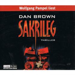 Literatur - Hörbücher - Dan Brown: Sakrileg