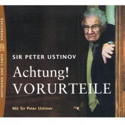 Literatur - Hörbücher - Sir Peter Ustinov: Vorsicht! Vorurteile
