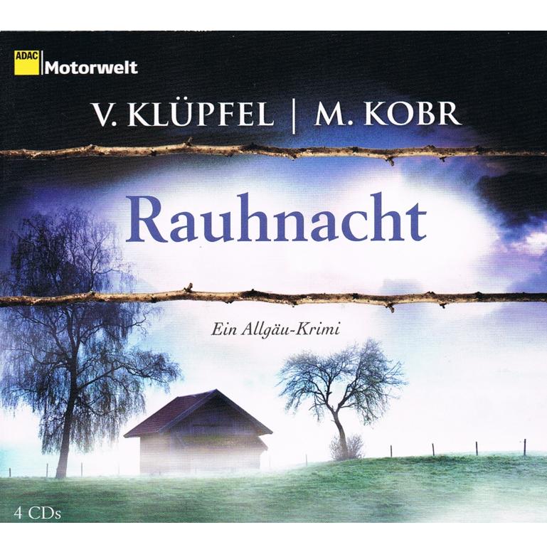 Literatur - Hörbücher - V. Klüpfel | M. Kobr: Rauhnacht