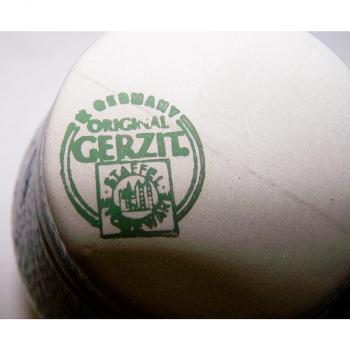 Haushalt - servieren - Steingutkrüge und -becher - Gerzit Staffel Stoneware - Manufakturstempel 2