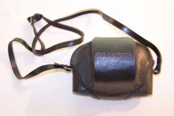 Audio, Video & Photo - Kleinbild-Spiegelreflexkamera Practica B100 - in Schutzhülle