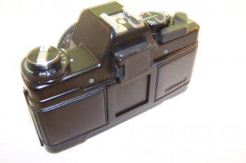 Audio, Video & Photo - Kleinbild-Spiegelreflexkamera Practica B100 - Rückseite