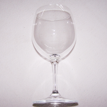 Haushalt - servieren - Gläser - Soave Rotweinkelche 360ml - 6er Set - Glas liegend