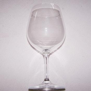Haushalt - servieren - Gläser - Soave Rotweinkelche 480ml - 6er Set - Glas liegend