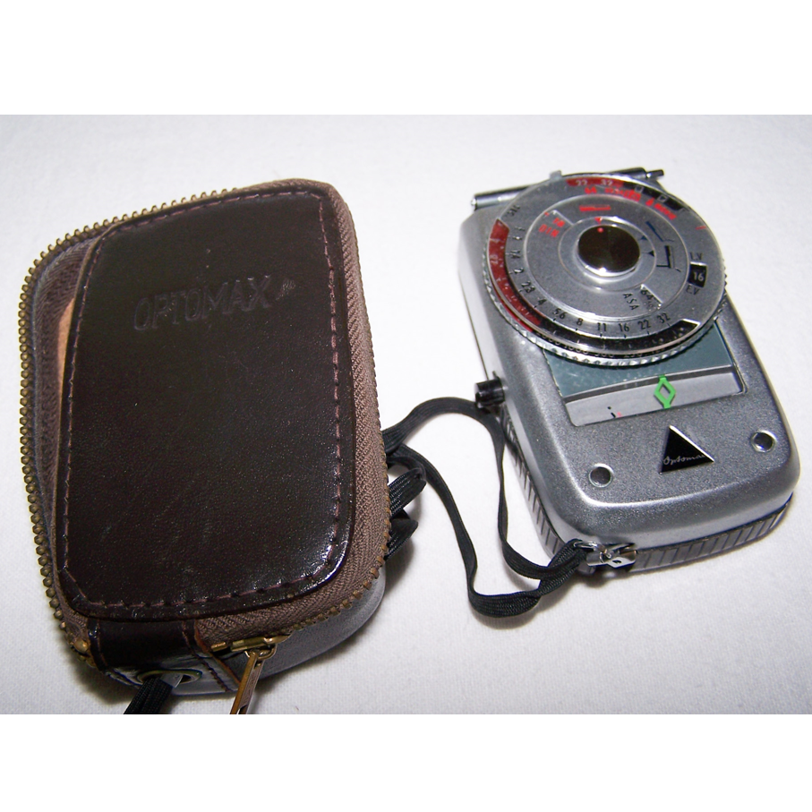 Audio-Video-Photo - Belichtungsmesser Optimax
