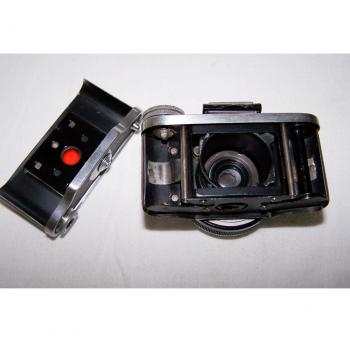 Audio-Video-Photo - Fotokamera Elji Lumière - Filmtransport