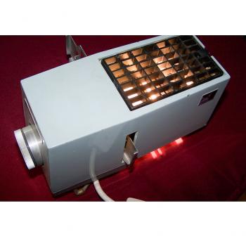 Audio-Video-Photo - Diaprojektor Velux 150 von Vega - funktionsfähige Lampe