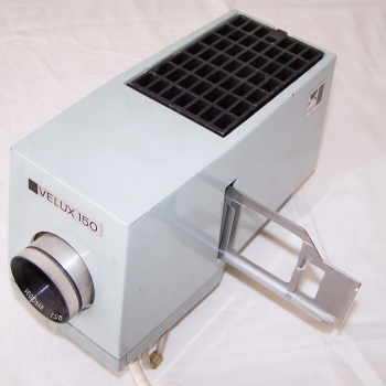 Audio-Video-Photo - Diaprojektor Velux 150 von Vega