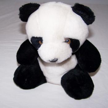 Spiel - Panda-Bär Circus Circus - von oben