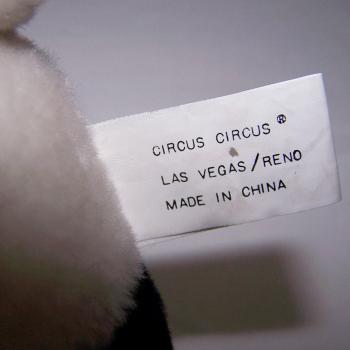 Spiel - Panda-Bär Circus Circus - Anhänger