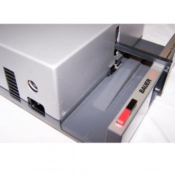 Audio-Video-Photo - Diaprojektor Bauer S 3 automat - Bedienschalter