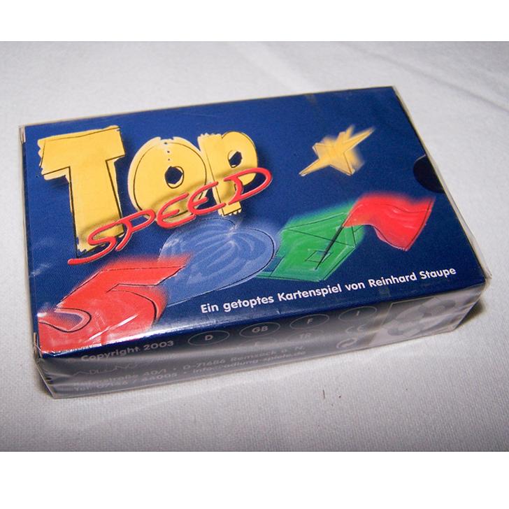 Spiele - Top Speed von Reinhard Staupe im Adlung Spiele Verlag