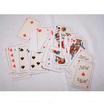 Spiele - ASS Patience-Spielkarten