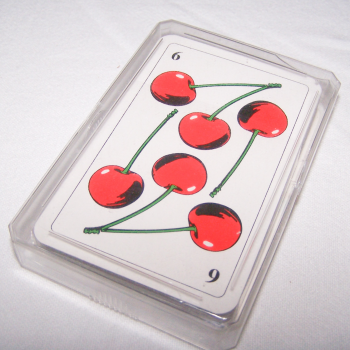 Spiele - Zuger Jasskarten - Blatt