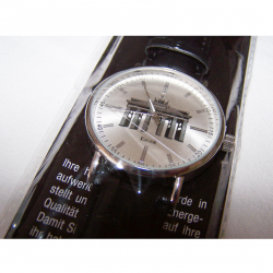 Schmuck - Uhren - Armbanduhr mit Motiv Brandenburger Tor