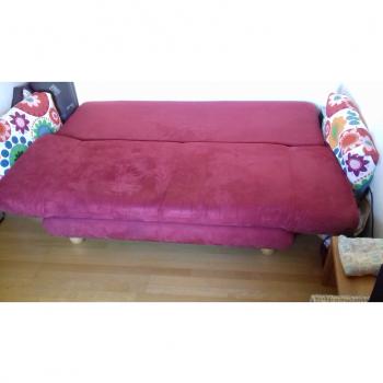 Möbel - Sofa aufgeklappt