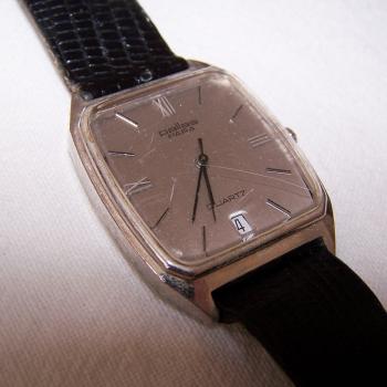 Schmuck - Uhren - Armbanduhr Pallas Para mit Datumsanzeige - Ziffernblatt