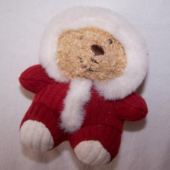 Haushalt - Dekoration - Eskimo-Bär