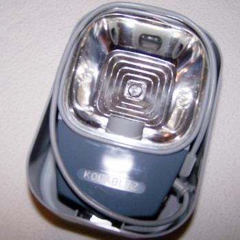 Audio-Video-Photo - Kodablitz im offenen Kunststoff-Etui