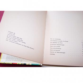 Literatur - Belletristik - Peter Wolick: Kleine Freundin aus Paris - Verlagsangaben