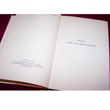 Literatur - Belletristik - Johanna Spyri: Heidi - Verlagsangaben